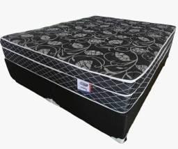 Conjunto Plumatex Sonata Black Queen Size, 26CM Molas Verticoil! 10x Sem Juros comprar usado  Goiânia