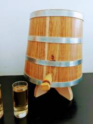 Barril para bebidas em Carvalho