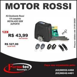 Motor Rossi em 12X sem juros