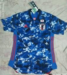 Camisa do japão modo jogador