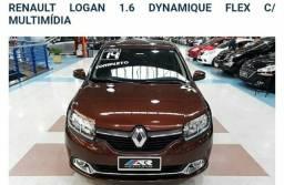 Renault Logan 1.6 flex - 2014