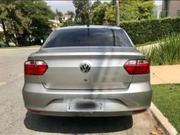 Volkswagen Voyage 1.0 Tec Total Flex 4p - 2014
