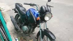 Moto factor 125 v/t - 2010