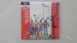 Campo di Marte - CD, Album, Reissue,Remastered, Papersleeve, SHM-CD