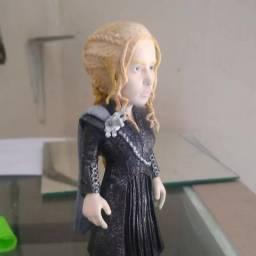 Daenerys Targaryen Modelo 3D aceito encomendas