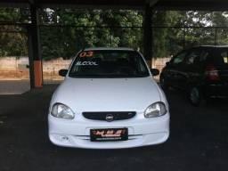 Chevrolet corsa sedan 2002 1.0 mpfi wind sedan 8v Álcool 4p manual - 2002