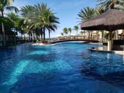 Apto à venda no Golf Ville Resort na praia do porto das dunas