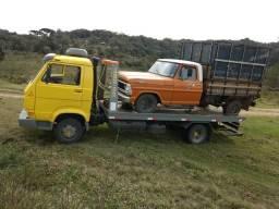 Vw 790 a todo prova aceito troca por camionete ou carro - 1987