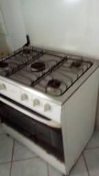 Vendo fogão usado