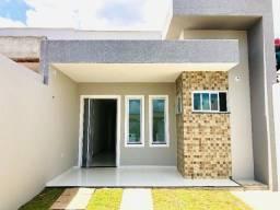 DP linda casa nova com documentação inclusa: com 3 quartos 2 banheiros no porcelanato