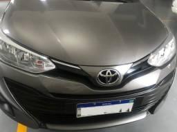 Yaris XS Sedan Automático 2019 com 26.000KM