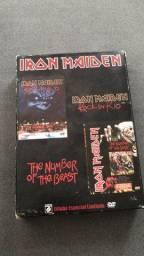 Iron Maden Rock In Rio Dvd Duplo usado
