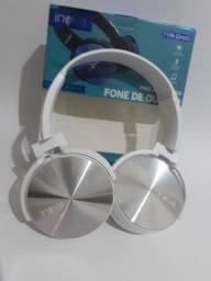 FONE BLUETOOTH MP3 FM MICROFONE EMBUTIDO