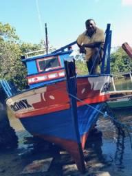 Vendo barco de pesca em São José da Coroa Grande!