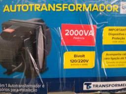Transformador bivolt 120/220
