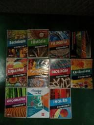 Livros do ensino médio - Editora Conecte