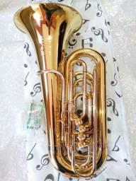 Tuba Profissional Weingrill Nirschl WNTU3 - Nova - Parcelo 12x /// Aceito trocas