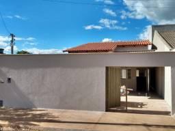 Casa de 2 Qts com suíte, Com a Documentação Grátis no Residencial Triunfo em Goianira-GO