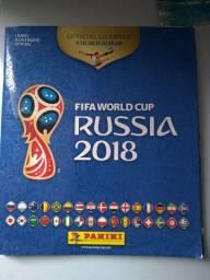 Album copa russia 2018