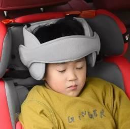 Protetor apoio de cabeça infantil para cadeirinha bebê conforto