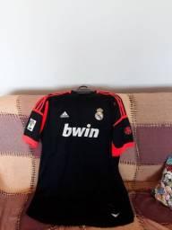 Camisa de Futebol Oficial do Real Madrid Temporada 2012-2013