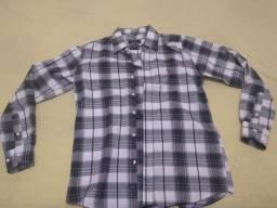 Camisa xadrex marca reserva tam3
