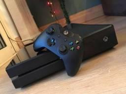 Xbox one muito novo