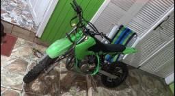 Vendo Kawasaki kx 65 2005 20CV
