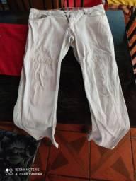 Kit calças brancas
