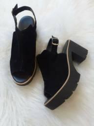 Sandália Lilha Shoes Tratorada 35