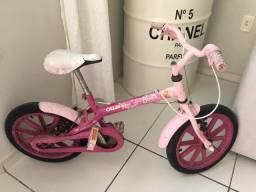 Bicicleta menina r$130