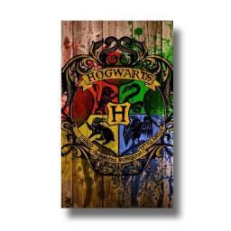 Placas personalizadas Harry Potter