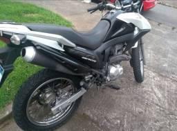 Honda Bros 160 flex  nova!!!