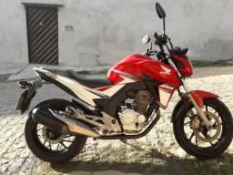 Moto Honda Cb Twister 250 cc Novíssima