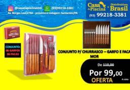 Kit p/ churrasco