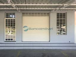 Loja comercial para alugar em Vila bressani, Paulínia cod:SL00226