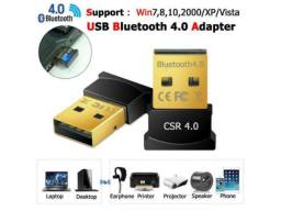 Adaptador Bluetooth V4.0 pc e notebook