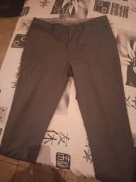 Duas calças social  da CIA do terno tamanho 48 e 50