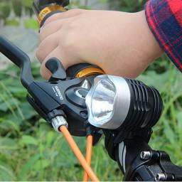 Lanterna led de bike gadheng-entregamos em domicílio