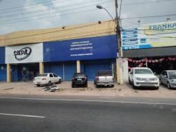 Ponto comercial na Avenida Augusto Montenegro.