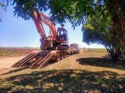 Vendo escavadeira caterpillar 320B