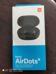 Fone  Xiaomi<br> Airdots S Modelo: TWSEJ05LS<br><br>Estilo: Intra Auricular<br><br>Bluetooth: 5.0<br><br>
