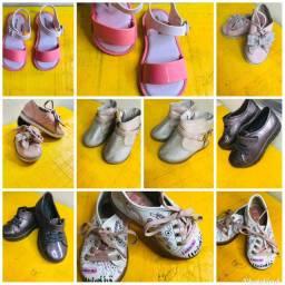 Sandália infantil menina