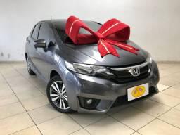 Honda - Fit Ex Única Dona Só 7.900 km C/ Bancos de Couro, Câmbio Automático 17/17