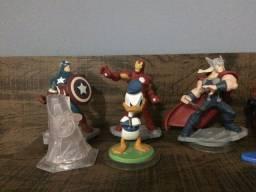 Disney Infinity Personagens + Base