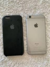 IPhone 6s 32gb impecável zerado igual da loja