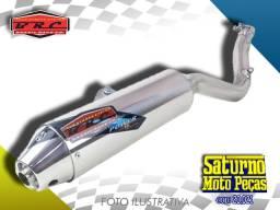 Escapamento Brc XRE 300_ Melhore preço de Niterói_ Saturno Motos