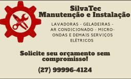 Consertos, instalação e manutenção