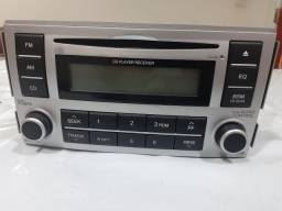 Rádio CD - Hyundai Santa Fé Original