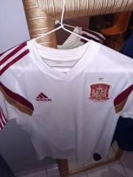 Camisa Espanha - Original